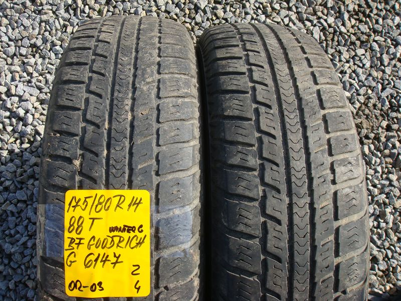 BF GOODRICH WINTER G 175/80 R14 88T