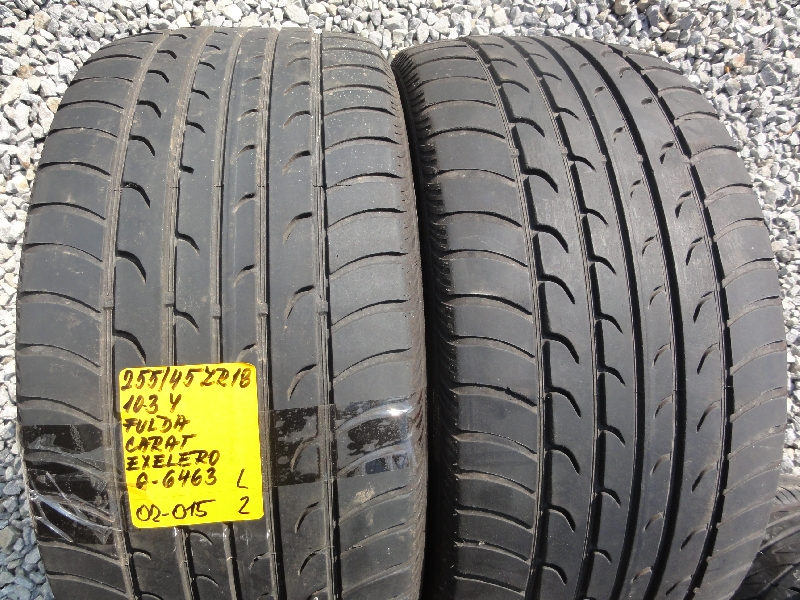255/45 R18 103Y FULDA CARAT EXELERO
