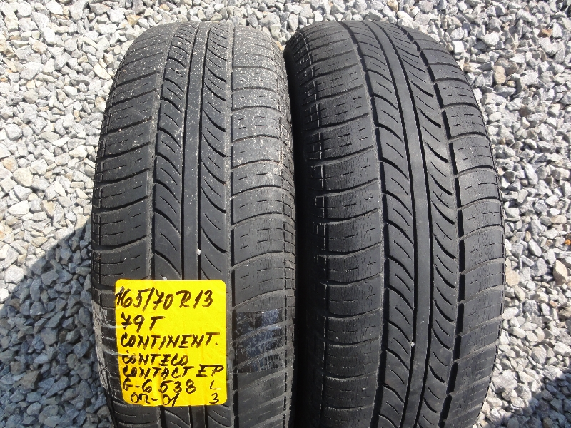 165/70 R13 79T CONTINENTAL CONTECO CONTACT EP